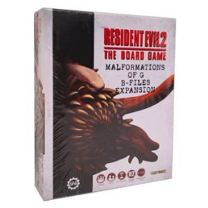 Resident Evil 2: The Board Game - Malformations of G Expansion 2 (B-Files Expansion)